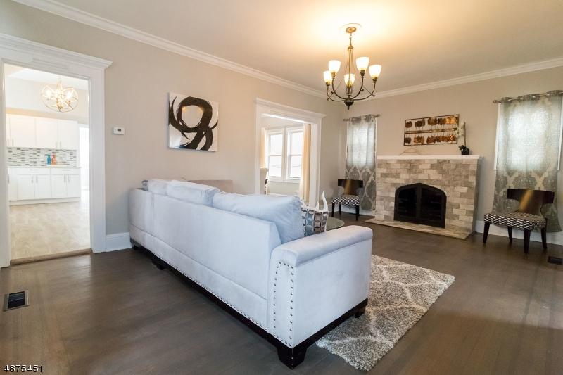 Частный односемейный дом для того Продажа на 964 ARNET Avenue Union, Нью-Джерси 07083 Соединенные Штаты