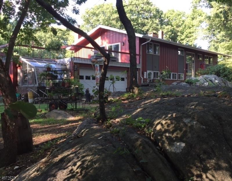 Частный односемейный дом для того Продажа на 7 ROCKRIDGE TER Dover Township, Нью-Джерси 07801 Соединенные Штаты