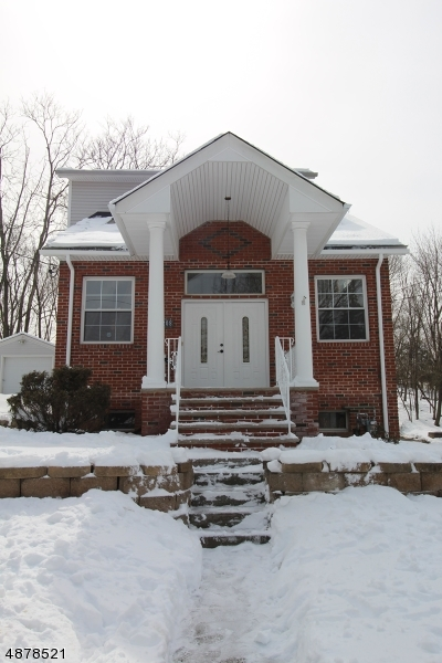 Single Family Home for Sale at 208 TERRACE Avenue North Haledon, New Jersey 07508 United States