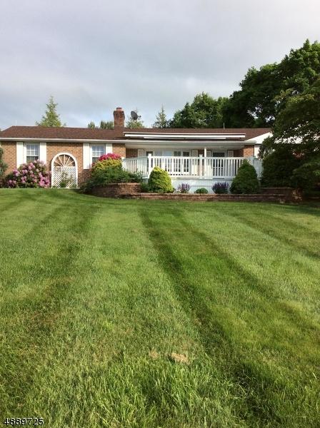 Maison unifamiliale pour l Vente à 1134 Old York Road East Amwell, New Jersey 08551 États-Unis