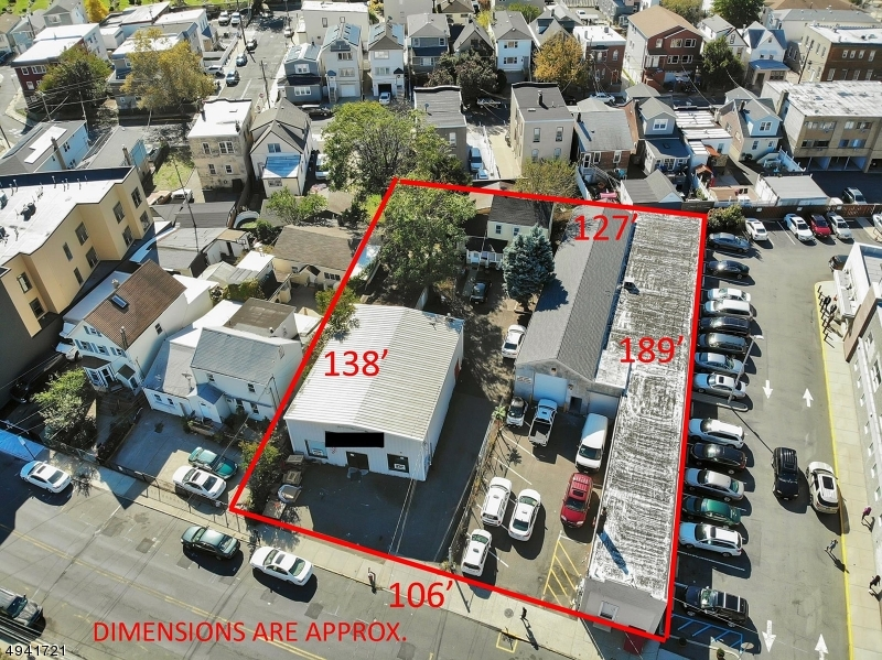 Land for Sale at North Bergen, New Jersey 07047 United States