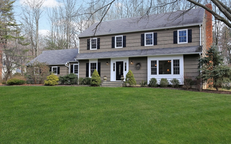 Single Family Home for Sale at 189 Anderson Hill Road Bernardsville, New Jersey 07924 United States