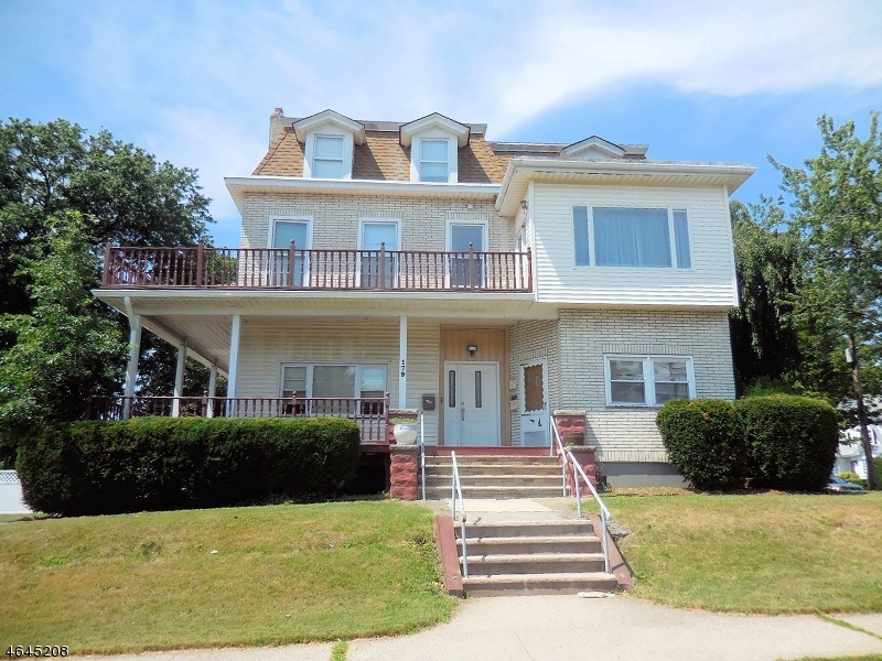 Multi-Family Home for Sale at 179 2nd Street Clifton, 07011 United States