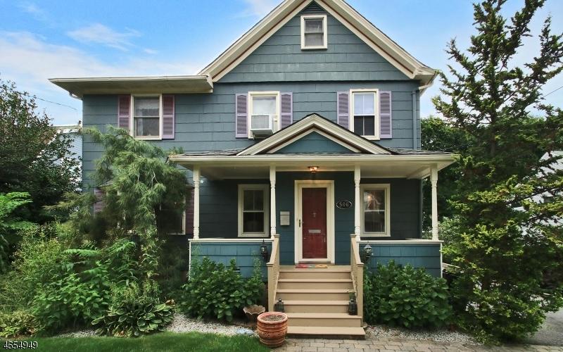 独户住宅 为 销售 在 506 Farview Street 里奇伍德, 新泽西州 07450 美国