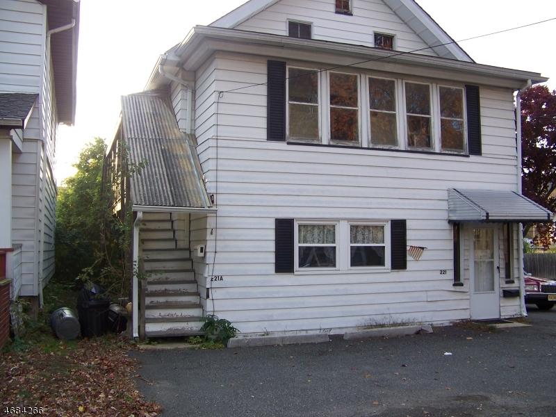 独户住宅 为 出租 在 221 Fulton Street Boonton, 新泽西州 07005 美国