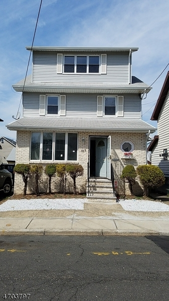 Single Family Home for Sale at 125 James Street Hillside, 07205 United States