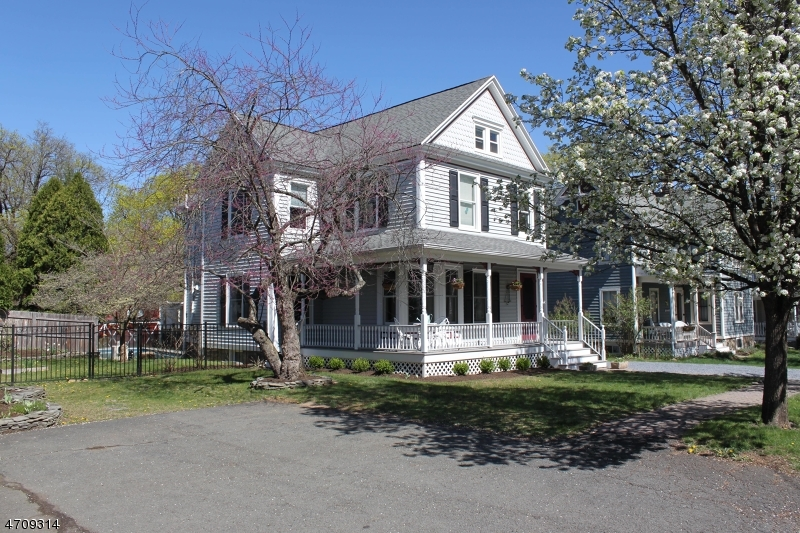 Single Family Home for Sale at 120 Bank Street Califon, New Jersey 07830 United States