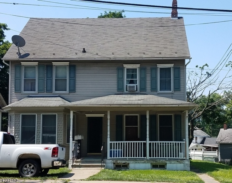 Single Family Home for Rent at 406 New Brunswick Avenue Phillipsburg, New Jersey 08865 United States