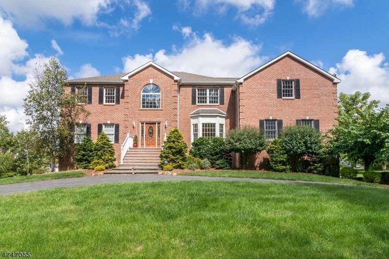 独户住宅 为 销售 在 58 Reger Road Roxbury Township, 07876 美国