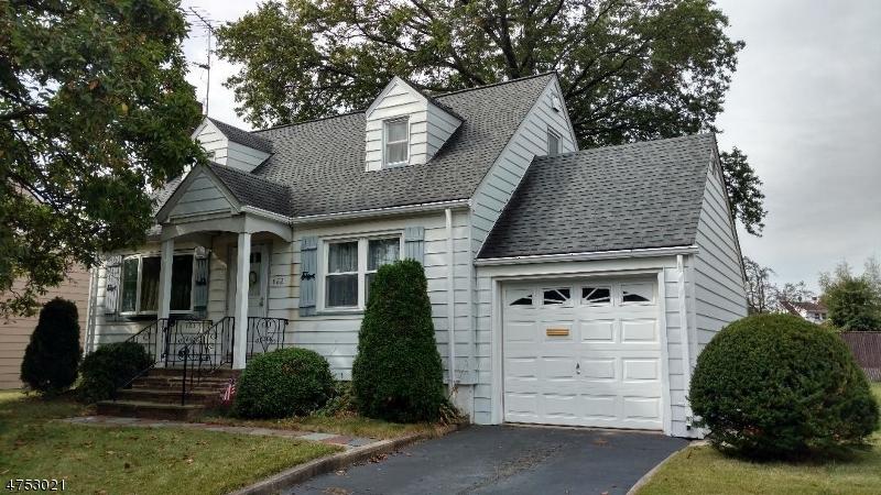 独户住宅 为 销售 在 882 Dona Road Union, 新泽西州 07083 美国