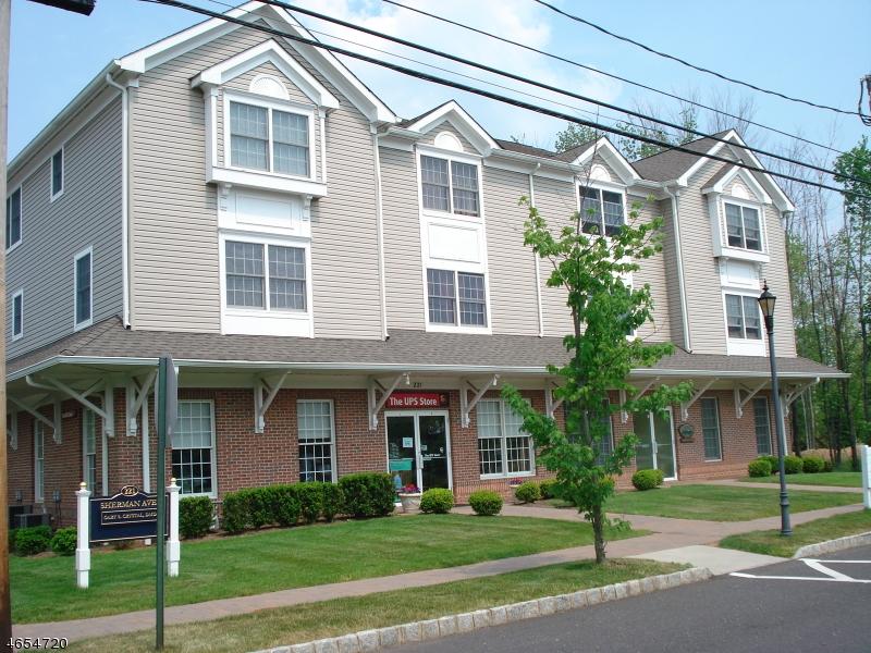 Частный односемейный дом для того Аренда на 221 Sherman Ave - Unit 3 Berkeley Heights, Нью-Джерси 07922 Соединенные Штаты