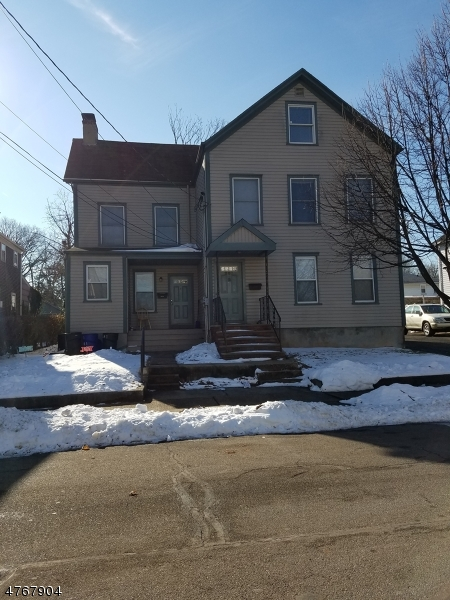 Single Family Home for Rent at 281 William Street Rahway, New Jersey 07065 United States