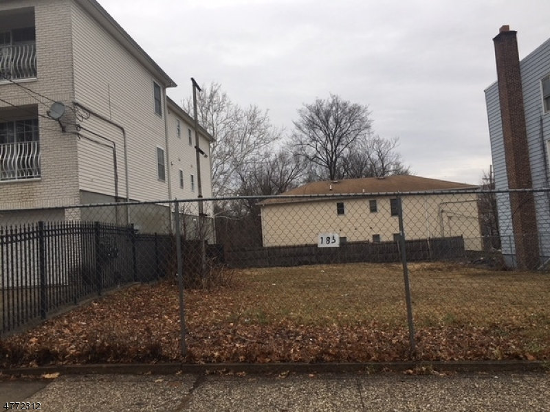 Land for Sale at 183 Sylvan Avenue Newark, New Jersey 07104 United States
