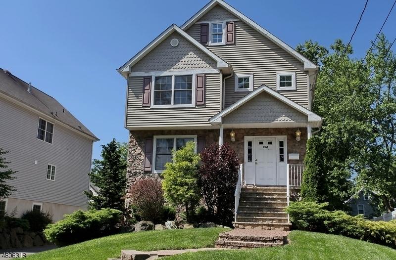 Casa Unifamiliar por un Alquiler en 808 Columbus Avenue Westfield, Nueva Jersey 07090 Estados Unidos