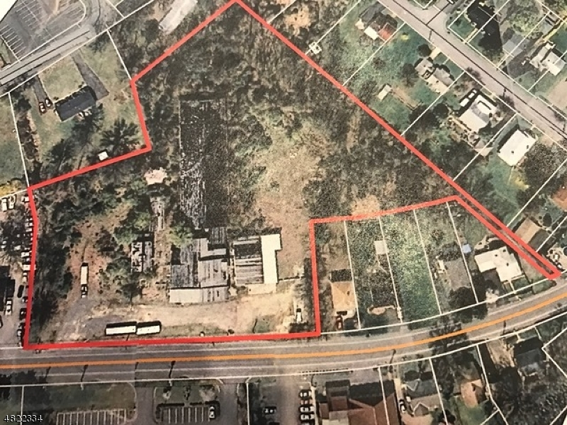 Land for Sale at 100 W MAIN Street High Bridge, New Jersey 08829 United States