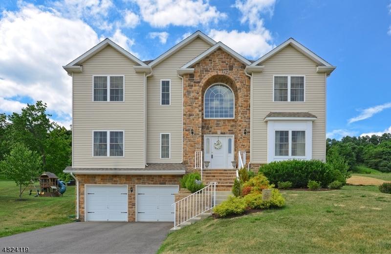 Casa Unifamiliar por un Venta en 6 JACOB WAY Lopatcong, Nueva Jersey 08865 Estados Unidos