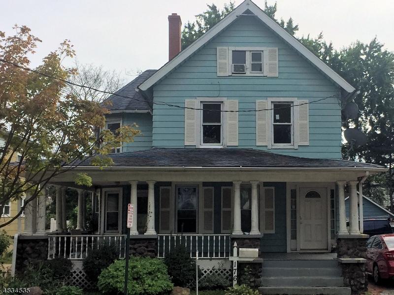 独户住宅 为 出租 在 176 W HIGH Street Bound Brook, 新泽西州 08805 美国