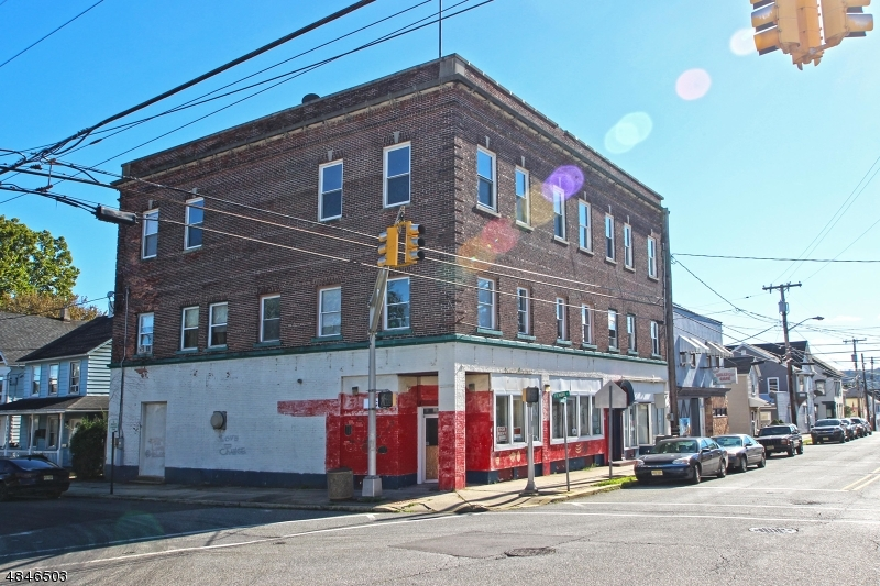 Commercial for Sale at 154 Hudson Street Phillipsburg, New Jersey 08865 United States