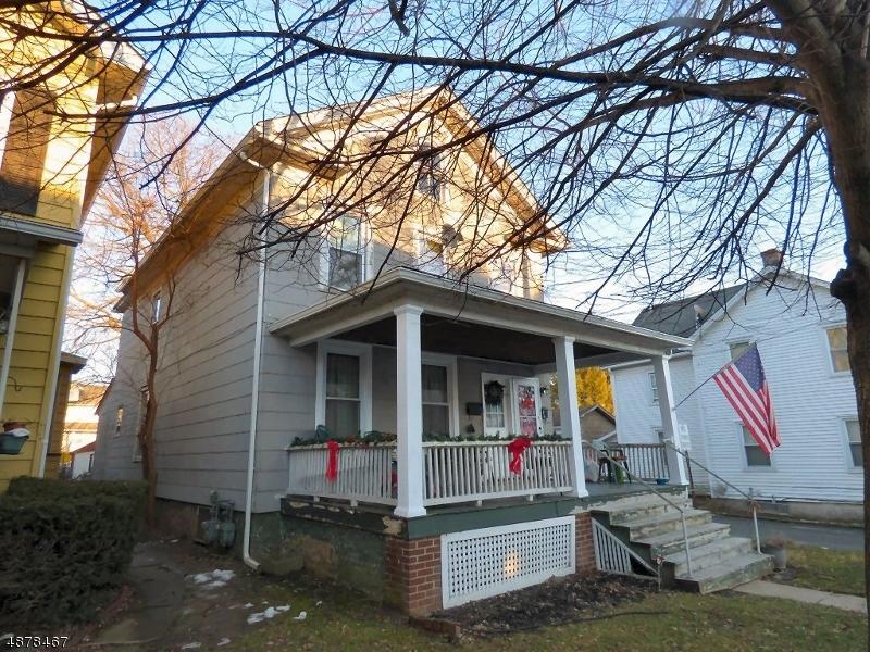 Flerfamiljshus för Försäljning vid 18 SCHOOL Street Washington, New Jersey 07882 Förenta staterna