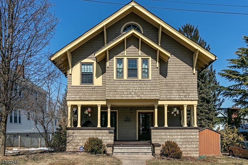 Single Family Home for Sale at Somerville, New Jersey 08876 United States