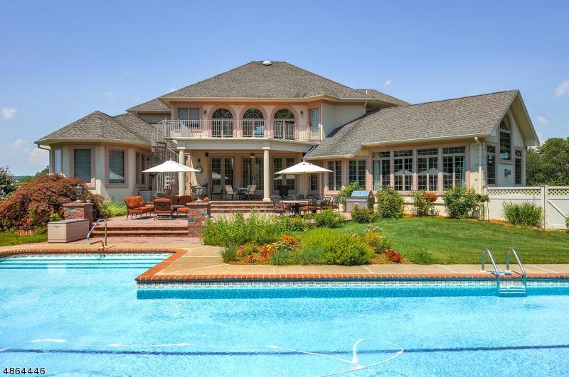 Single Family Homes 為 出售 在 Frankford Township, 新澤西州 07822 美國