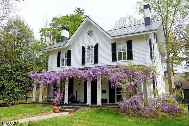Single Family Homes 为 销售 在 莫里斯敦, 新泽西州 07960 美国