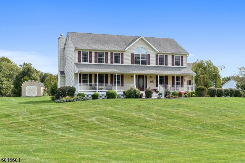 Single Family Homes for Sale at Hampton, New Jersey 07860 United States