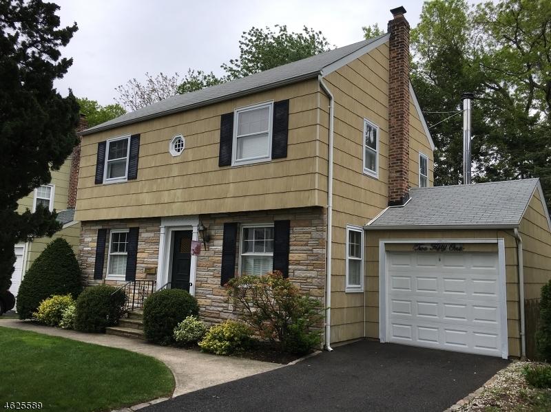 Частный односемейный дом для того Продажа на 251 Longview Road Union, Нью-Джерси 07083 Соединенные Штаты