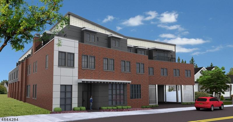 Частный односемейный дом для того Аренда на 10 Ford Avenue Morristown, Нью-Джерси 07960 Соединенные Штаты