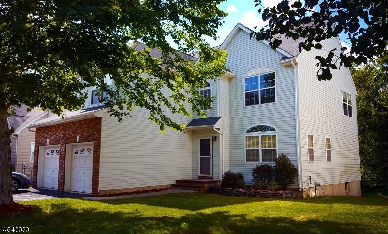 Частный односемейный дом для того Аренда на 6 Young Way Bridgewater, 08807 Соединенные Штаты