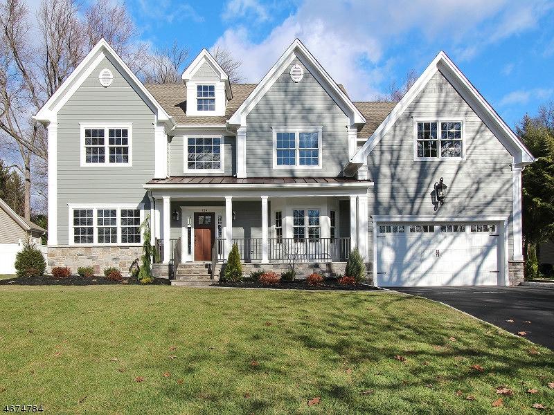 Maison unifamiliale pour l Vente à 104 Briarheath Lane Clark, New Jersey 07066 États-Unis