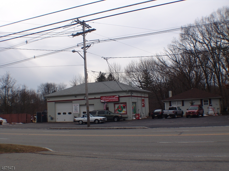 Commercial for Sale at 152-156 Route 46 Hackettstown, New Jersey 07840 United States