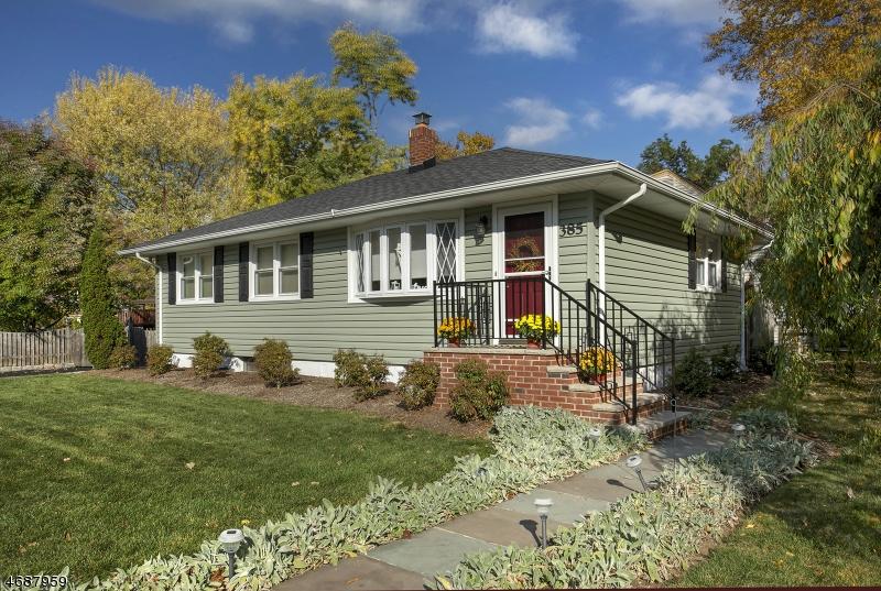 Maison unifamiliale pour l Vente à 385 Passaic Avenue Stirling, New Jersey 07980 États-Unis