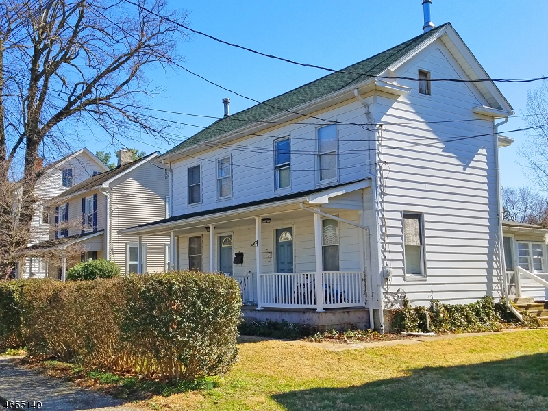 Multi-Family Home for Sale at 29-31 W WARREN Street Washington, New Jersey 07882 United States