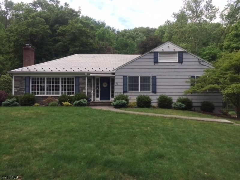 独户住宅 为 出租 在 32 Londonderry Way 萨米特, 新泽西州 07901 美国
