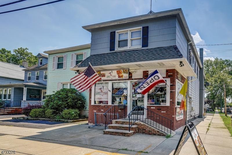 Многосемейный дом для того Продажа на 314 W Webster Avenue Roselle Park, Нью-Джерси 07204 Соединенные Штаты