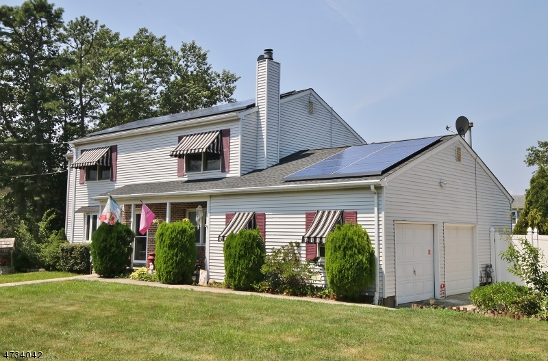 Tek Ailelik Ev için Satış at 1118 Sally Ike Road Brick Township, New Jersey 08724 Amerika Birleşik Devletleri