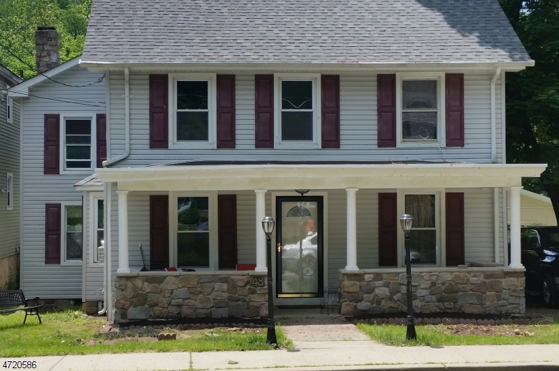 Single Family Home for Sale at 48 Main Street Glen Gardner, New Jersey 08826 United States