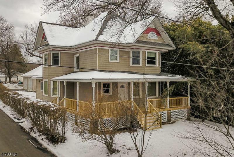 Casa Unifamiliar por un Venta en 49 Taylor Street High Bridge, Nueva Jersey 08829 Estados Unidos