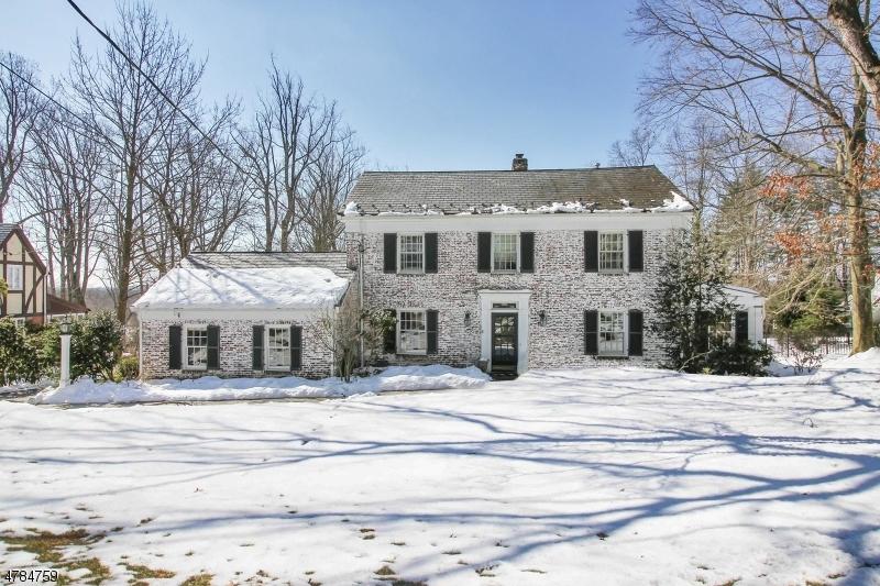 Einfamilienhaus für Verkauf beim 40 Spring Brook Road 40 Spring Brook Road Morris Township, New Jersey 07960 Vereinigte Staaten
