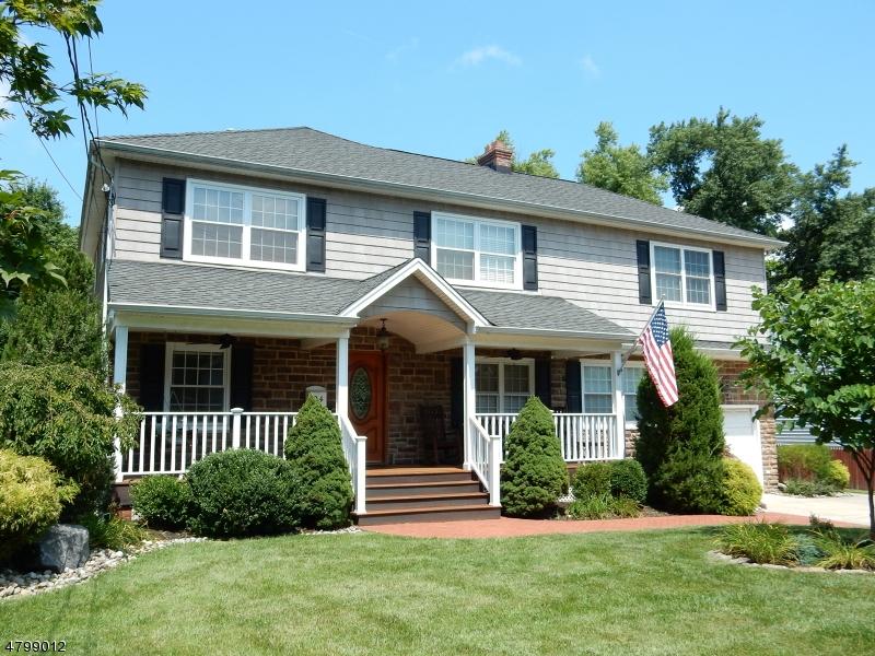 Vivienda unifamiliar por un Venta en 24 MEADOW Road Clark, Nueva Jersey 07066 Estados Unidos