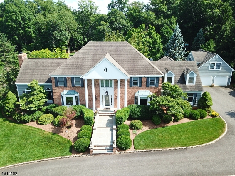 Maison unifamiliale pour l Vente à 12 ROSE HILL Court Union, New Jersey 08827 États-Unis