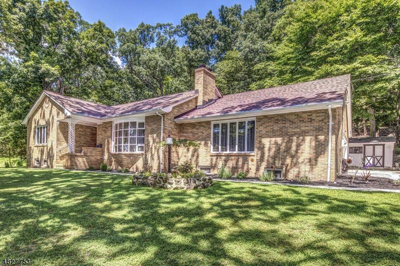 Maison unifamiliale pour l Vente à 556 BITTERSWEET TER Bridgewater, New Jersey 08807 États-Unis