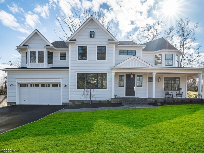 Single Family Home for Sale at 104 WINCHESTER WAY Westfield, New Jersey 07090 United States