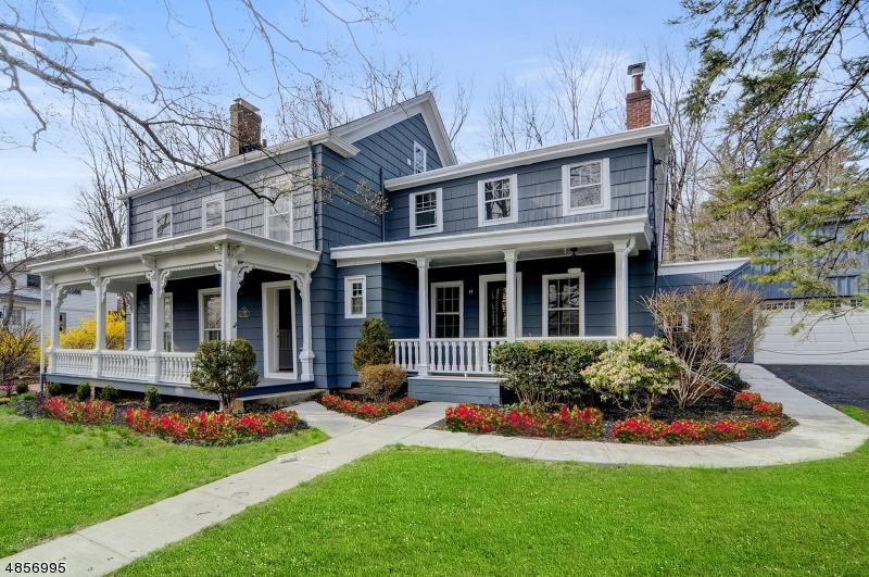 Частный односемейный дом для того Продажа на 48 SUNNYSLOPE Long Hill, Нью-Джерси 07946 Соединенные Штаты