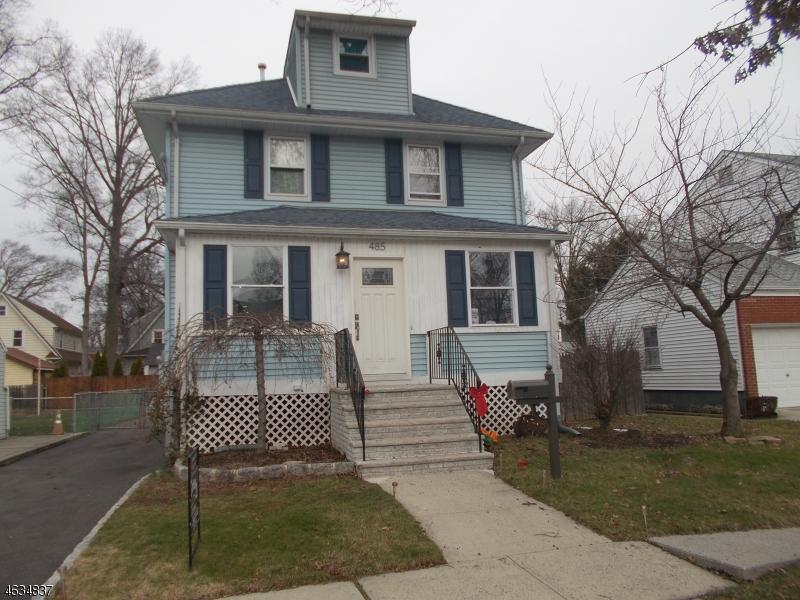 独户住宅 为 销售 在 485 Grove Street 拉维, 新泽西州 07065 美国