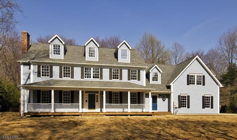 Частный односемейный дом для того Продажа на 283 Whitenack Road Far Hills, Нью-Джерси 07931 Соединенные Штаты