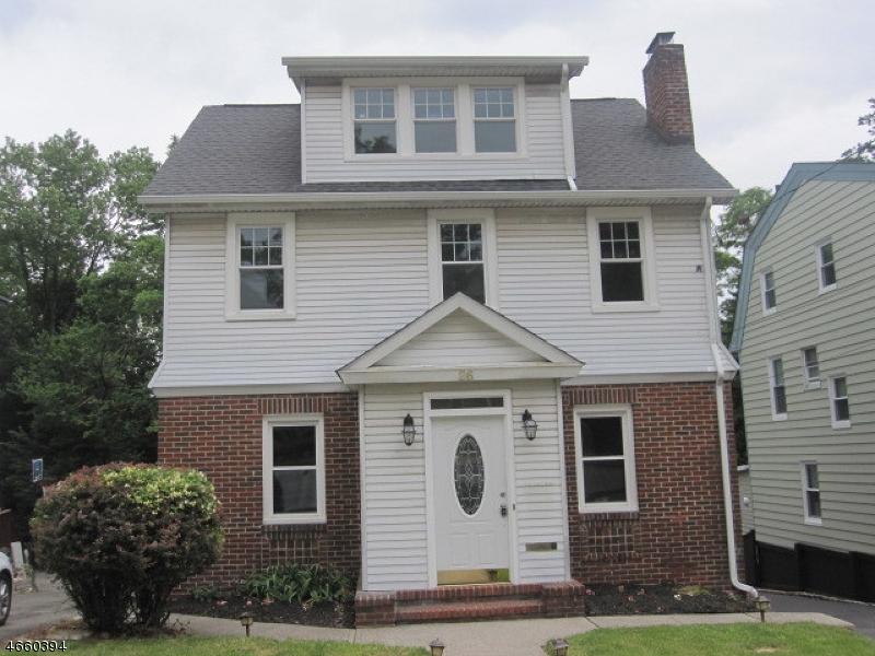 Частный односемейный дом для того Продажа на Address Not Available West Orange, Нью-Джерси 07052 Соединенные Штаты