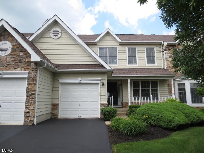 Частный односемейный дом для того Аренда на 70 Patriot Hill Drive Basking Ridge, 07920 Соединенные Штаты