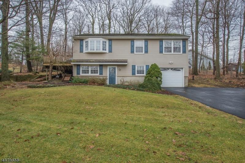 独户住宅 为 销售 在 8 Mesongo Road Highland Lakes, 新泽西州 07422 美国